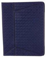 Bottega Veneta Intrecciato Leather iPad Case