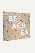 Abrams Beaches By Gray Malin Hardcover Book - Beige