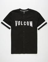 Volcom Caltrop Mens Baseball Jersey