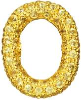 Carolina Bucci Yellow Sapphire Link Charm