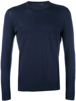 Kiton crew neck jumper
