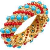 Kenneth Jay Lane Women's Cabochon Bracelet