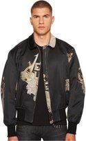 Versace Men's Jacquard Jacket