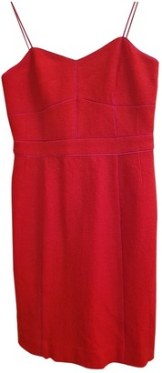 Banana Republic \N Red Dress for Women