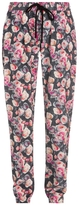 Markus Lupfer English Rose Silk Jogging Pants