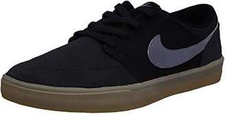 Nike Unisex Adults' Sb Portmore Ii Solar Skateboarding Shoes