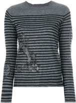 Zadig & Voltaire striped jumper
