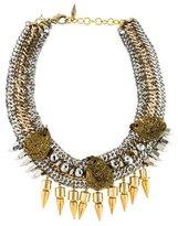 Assad Mounser Druzy Collar Necklace
