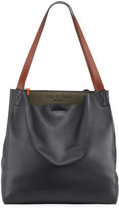 Rag & Bone Leather Passenger Tote Bag