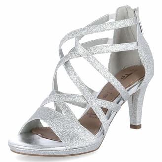 Tamaris Women's 28076-34 Heeled Sandal