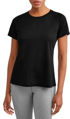 Athletic Works Women's Athleisure Core T-shirt