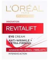 L'Oreal L Oreal Paris Revitalift Anti-Wrinkle Eye Cream 15ml
