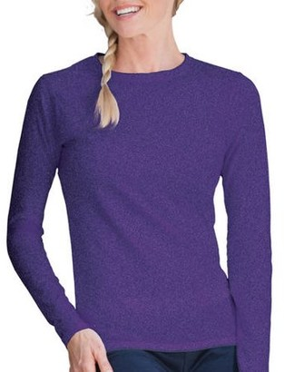 Gildan Softstyle Women's Fitted Long Sleeve T-Shirt
