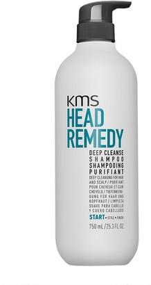 KMS California Headremedy Deep Cleanse Shampoo 750Ml