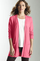 J. Jill Soft luxe cotton cardigan