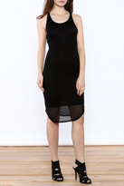 Dex Racerback Rib Dress