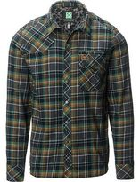 Hippy-Tree Hippy Tree Crater Flannel Shirt - Men's