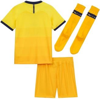 Nike Tottenham 20/21 3rd Little Kids Kit