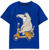 Gymboree Gorilla Moped Tee