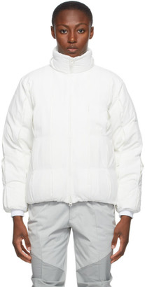 Post Archive Faction (PAF) Post Archive Faction PAF White Down 3.1 Center Jacket