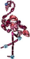 Marc Jacobs - Broche rose Flamingo