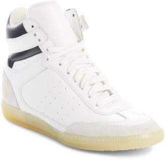 Isabel Marant Bayren High Top Sneaker