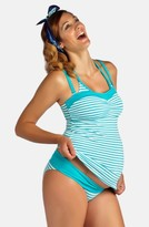 Pez D'or Women's 'La Mer' Three-Piece Maternity Swimsuit Set