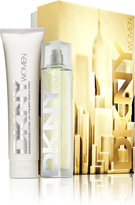 DKNY Metallic Original Womens Holiday Set