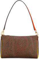 Etro paisley print shoulder bag - women - Cotton/Leather/Polyester/PVC - One Size