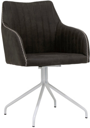 Studio Designs Adelaide Swivel Home Office Accent Chair