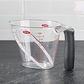 Crate & Barrel OXO ® Angle 2 Cup Measuring Cup