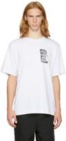 Perks And Mini White hand Maid T-shirt