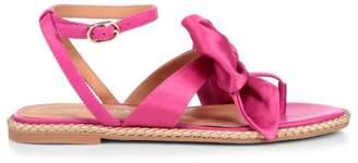Jack Rogers Heidi Flat Bow Thong Sandals