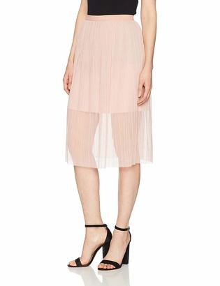 BCBGeneration Women's Midi Tulle Skirt