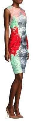 Yigal Azrouel Sleeveless Sheath Dress