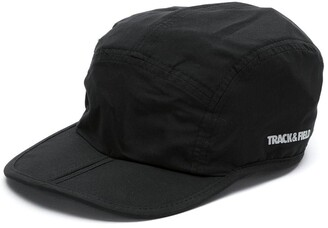 Track & Field panelled cap
