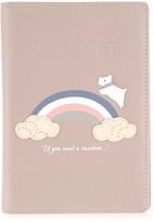 Rainbow Passport Cover