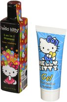 Hello Kitty 2 in 1 Shampoo + Gel