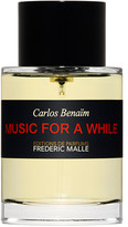 Frédéric Malle Music for a While Perfume, 3.4 oz./ 100 mL