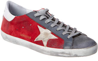 Golden Goose Superstar Suede Sneaker