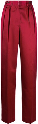 Jean Paul Gaultier Pre-Owned 1990s Pleated Tailored Trousers