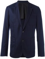 Ami Alexandre Mattiussi half lined 2 button jacket - men - Wool - 44