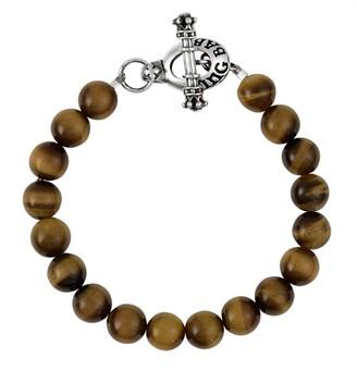 King Baby Studio Tiger's Eye Bead Bracelet