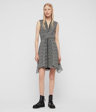 AllSaints Jayda Scatter Dress