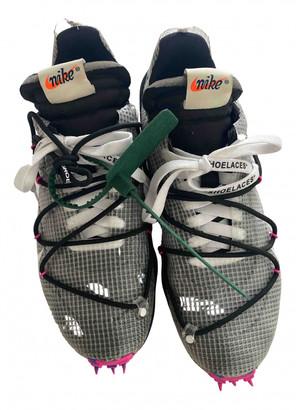 Nike x Off-White Vapor Street Grey Plastic Trainers