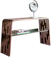 Cappellini Pacini e Millerighe Console Table - Walnut