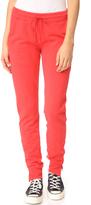 Anine Bing Nantucket Red Track Pants