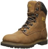Chippewa Men's 8 Inch Heavy Duty Tough Bark WP Ins Lug Utility Boot