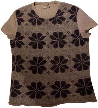 Sportmax Grey Wool Knitwear for Women