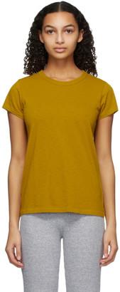 Rag & Bone Yellow The Slub T-Shirt